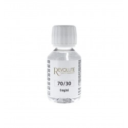 Base 70/30 0 mg de nicotine...