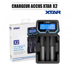Chargeur X2 - Xtar