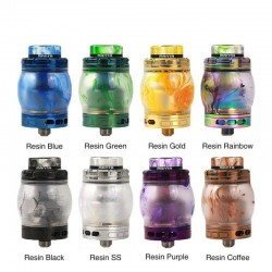 Manta RTA 4.5ML Resin - Advken