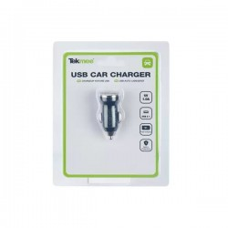 Chargeur USB Voiture 1A TEKMEE