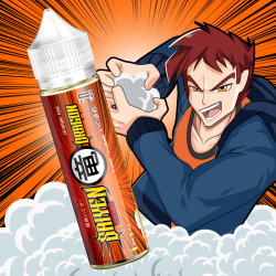 DRAGON 60ML - SAIYEN VAPORS