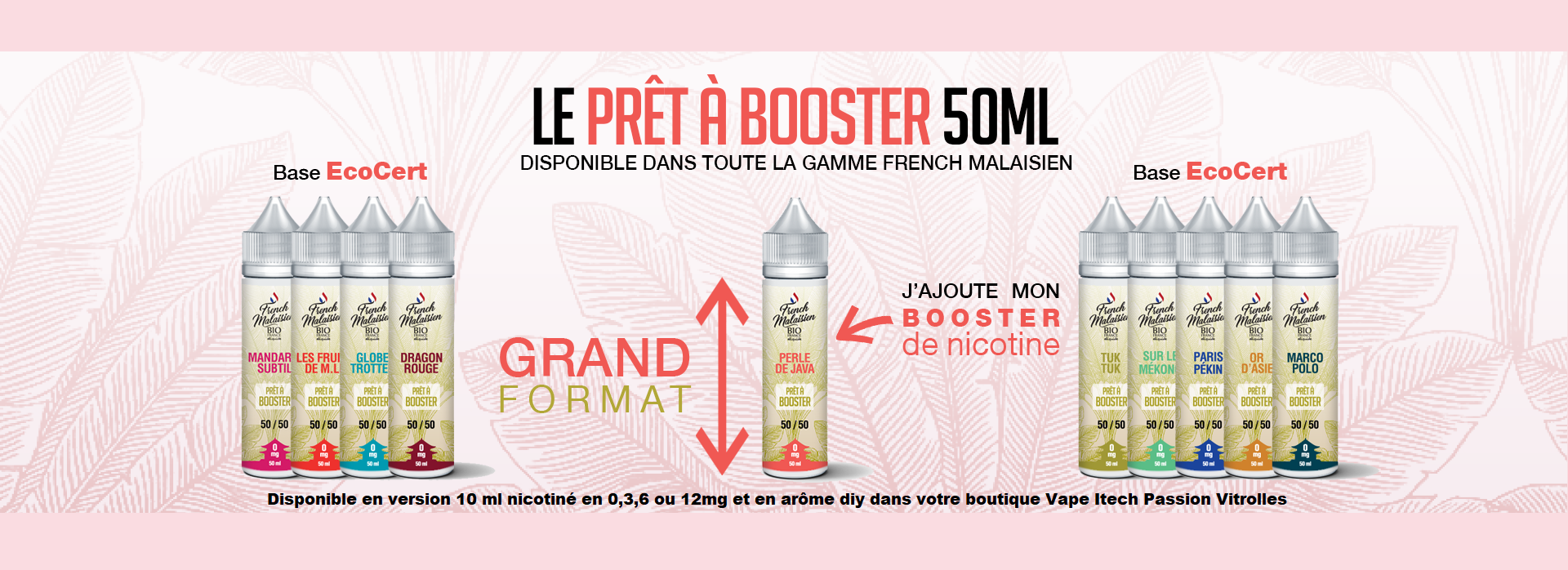 GAMME BIO FRANCE FRENCH MALAISIEN
